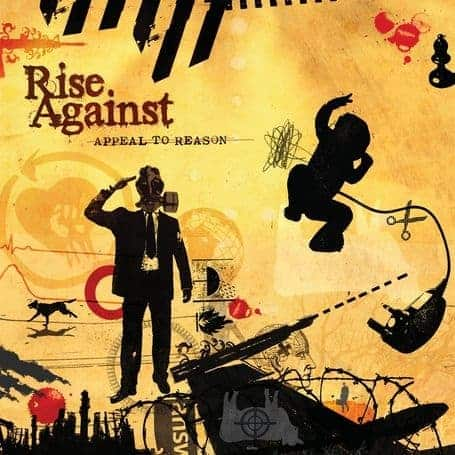 Buy Online Rise Against - Appeal to Reason