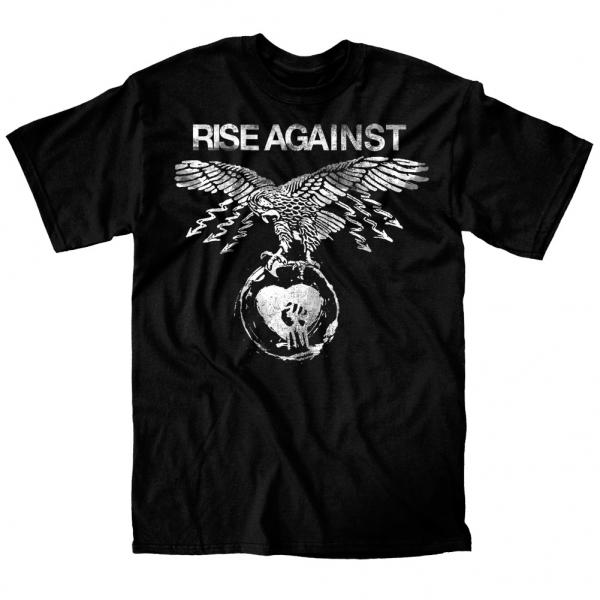Buy Online Rise Against - Patriot Men's T-Shirt