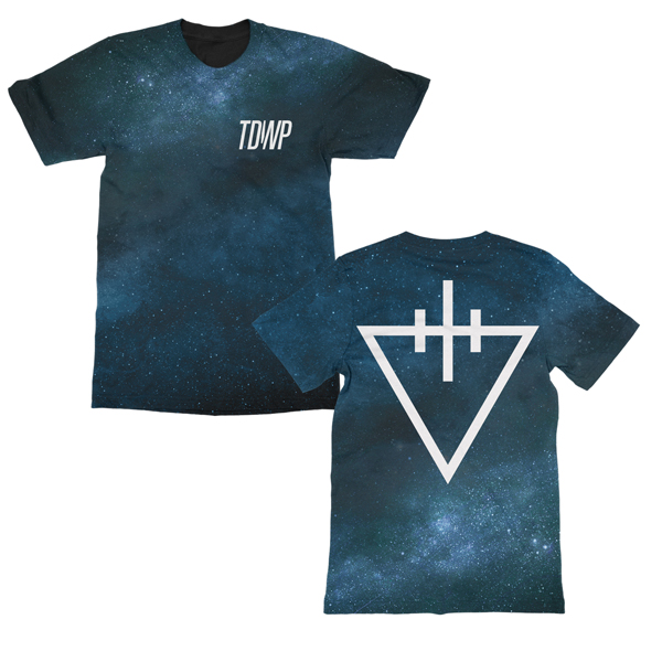 Buy Online The Devil Wears Prada - Space T-Shirt
