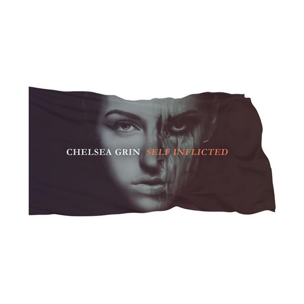 Buy Online Chelsea Grin - 3x5 Album Flag