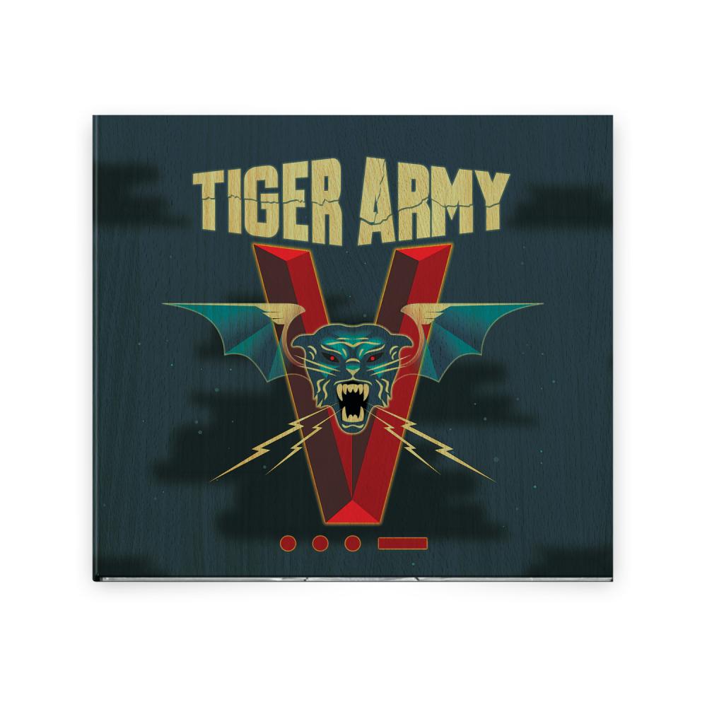 Buy Online Tiger Army  - V CD Album