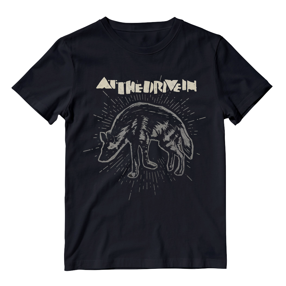 Buy Online At The Drive In - Hyena T-Shirt