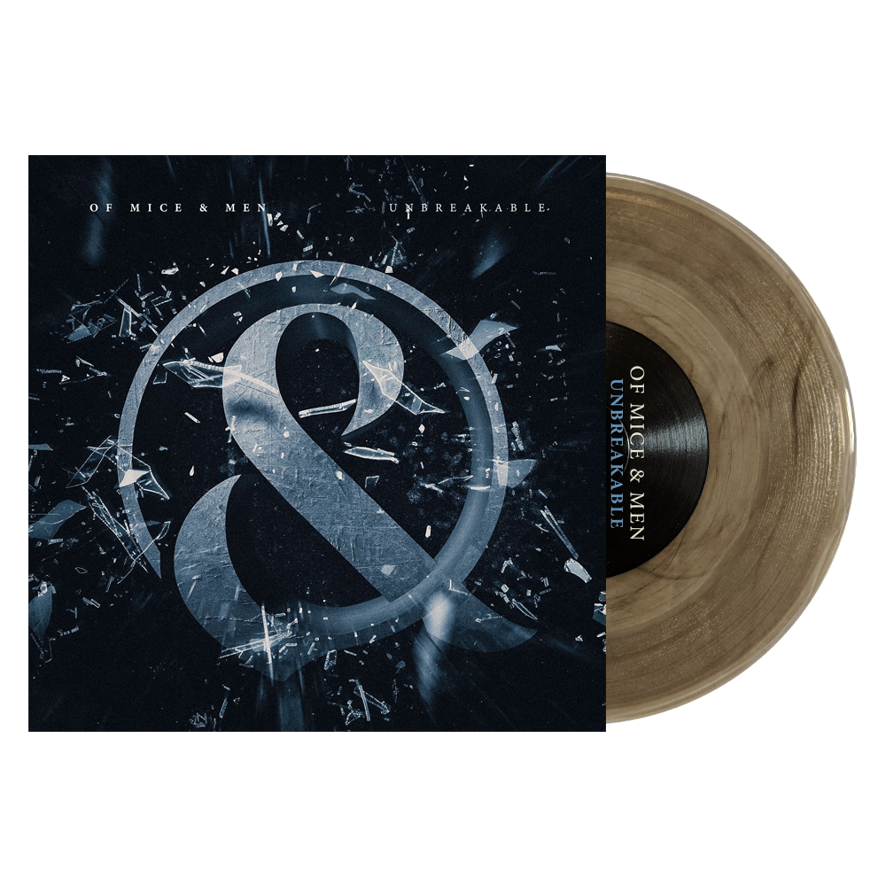 Buy Online Of Mice & Men - Unbreakable/Back To Me Clear
