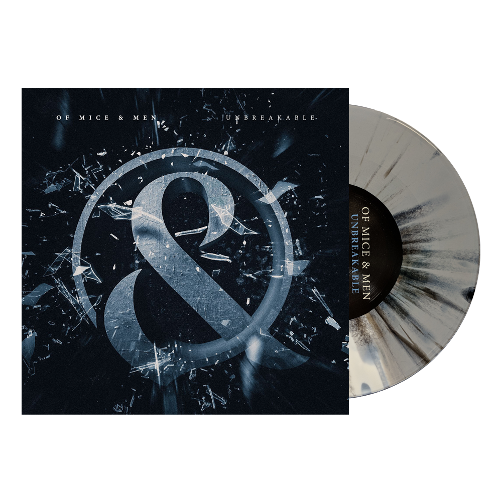 Buy Online Of Mice & Men - Unbreakable/Back To Me Coloured