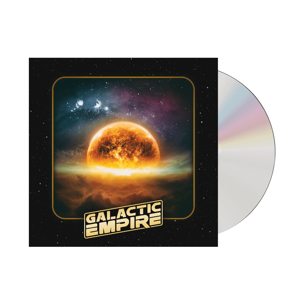Buy Online Galactic Empire - Galactic Empire CD