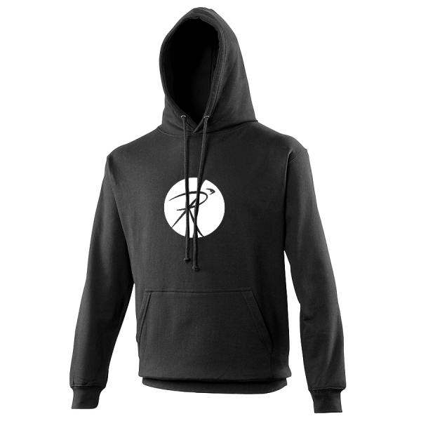 Logo Black Hoody