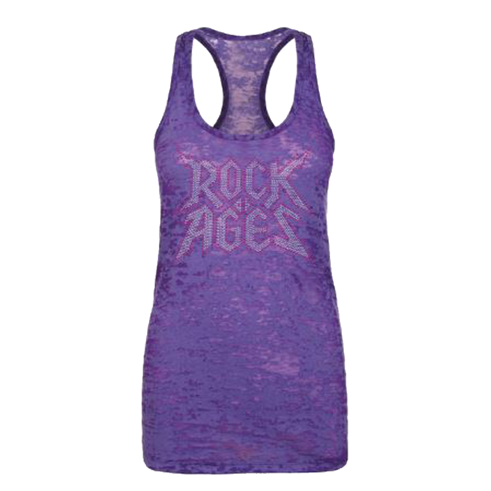 Buy Online Rock Of Ages - Tank Top