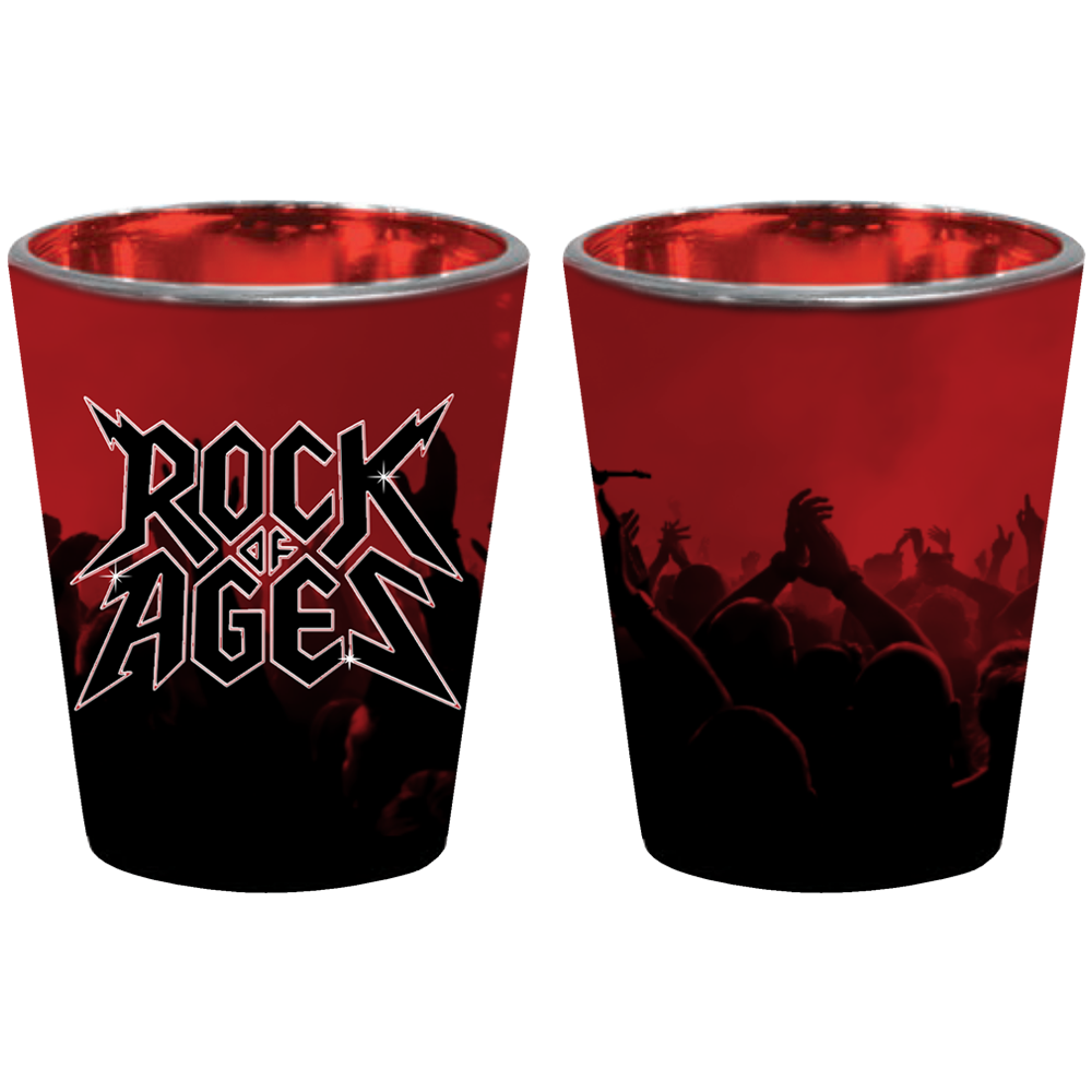 Buy Online Rock Of Ages - Shot Glass