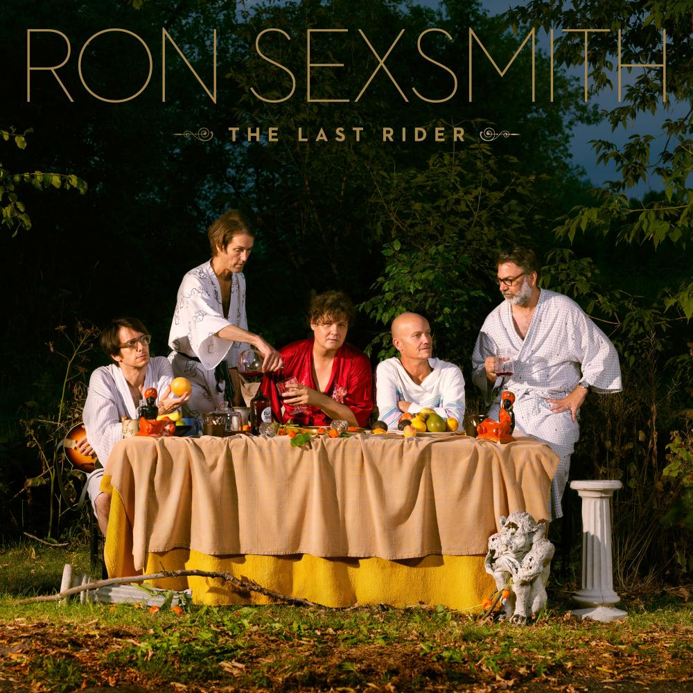 Buy Online Ron Sexsmith - The Last Rider (with Signed Insert)