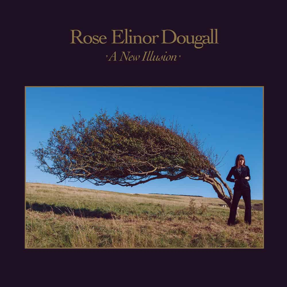 Buy Online Rose Elinor Dougall  - A New Illusion Transparent Blue