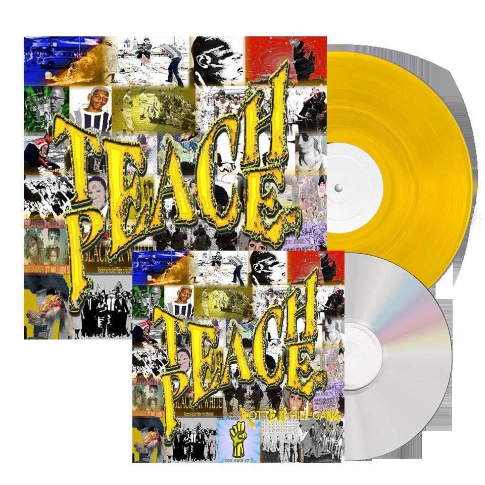 LP & CD Bundle