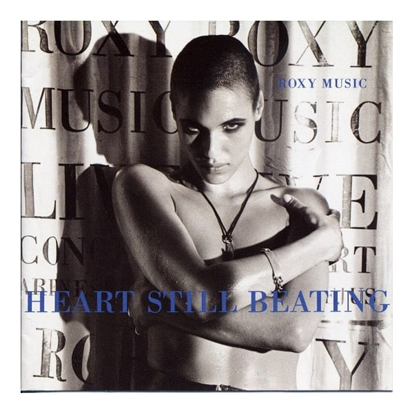 Buy Online Roxy Music - Heart Still Beating