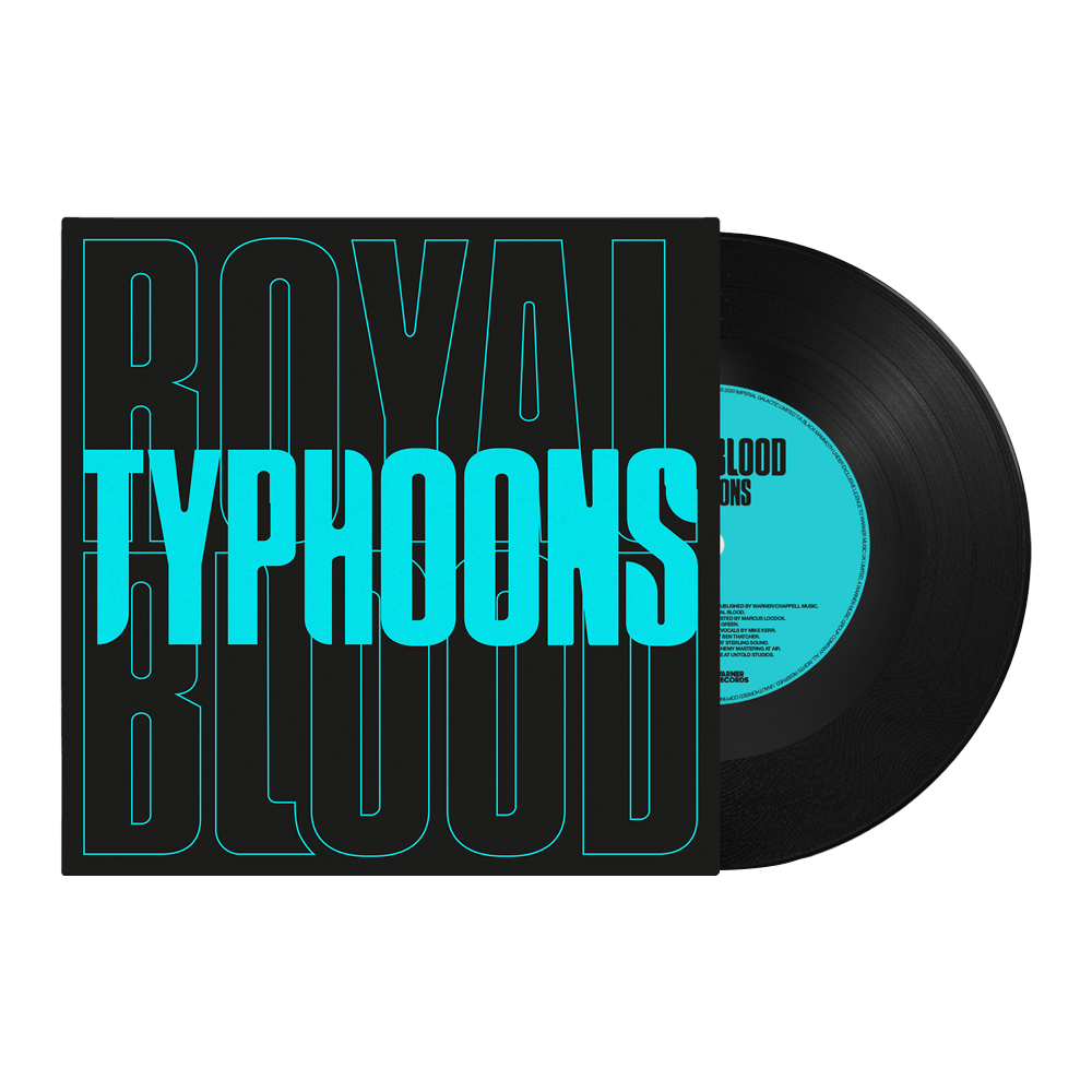 Buy Online Royal Blood - Typhoons Limited Edition