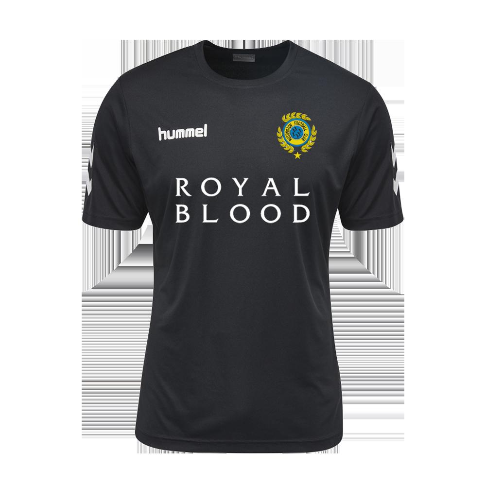 Buy Online Royal Blood - Rustington FC Royal Blood Black Kit