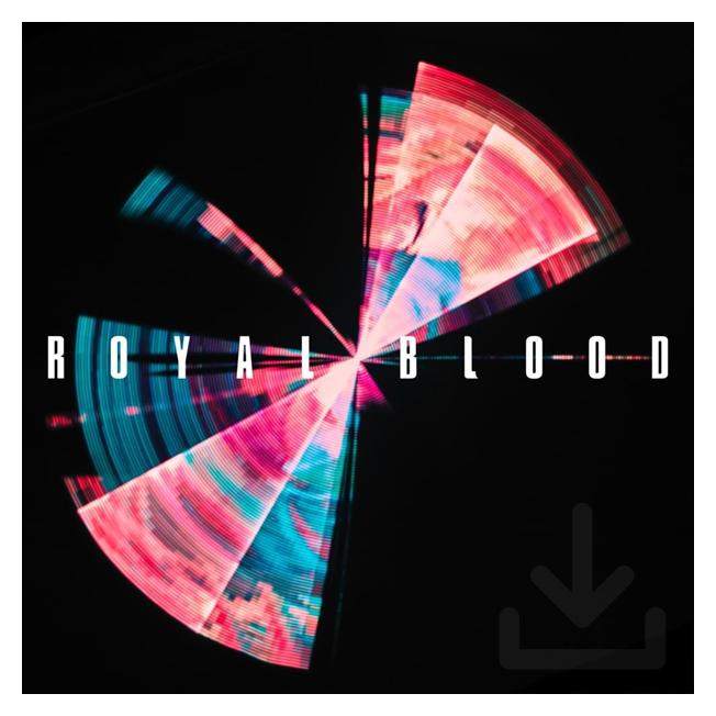 Buy Online Royal Blood - Typhoons Deluxe Digital Album