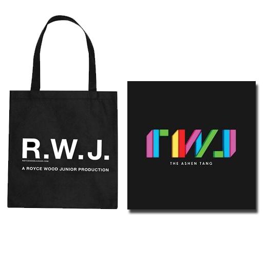 Buy Online Royce Wood Junior - The Ashen Tang Vinyl + Tote Bag