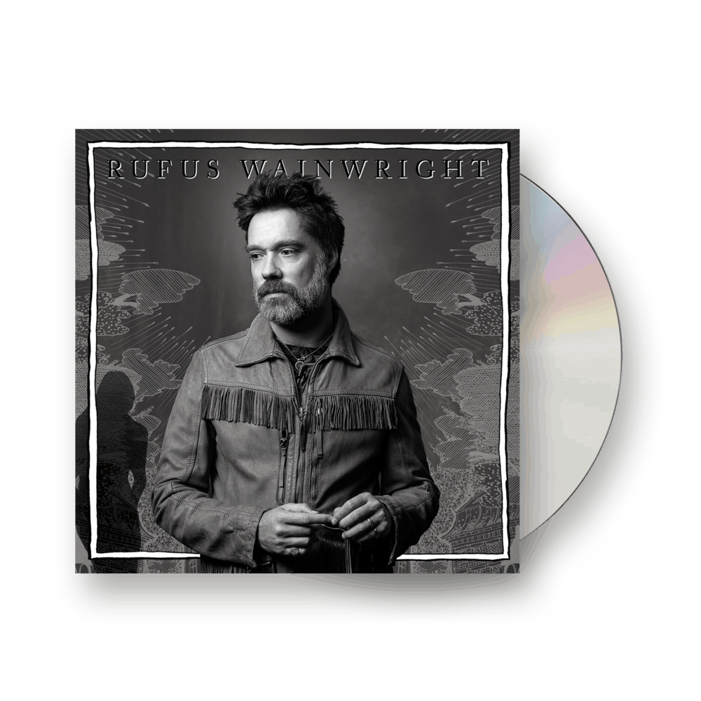 Buy Online Rufus Wainwright - Unfollow The Rules