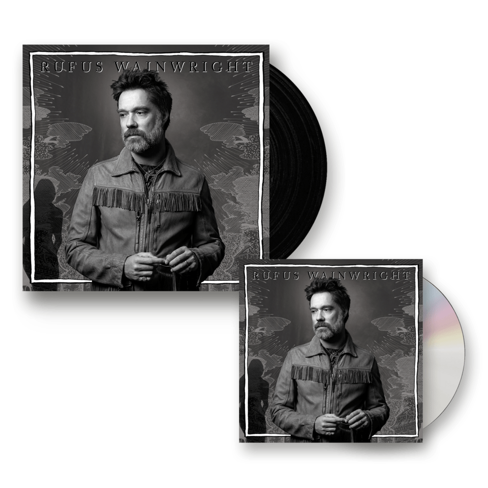 Buy Online Rufus Wainwright - Unfollow The Rules Double Vinyl + CD