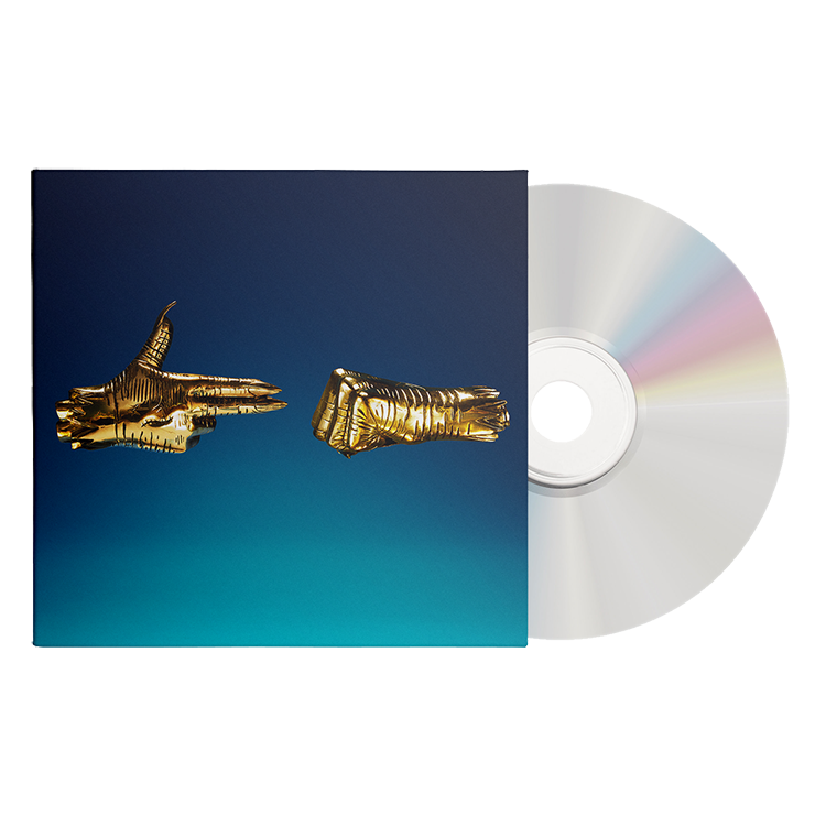 Buy Online Run The Jewels - RTJ3 CD