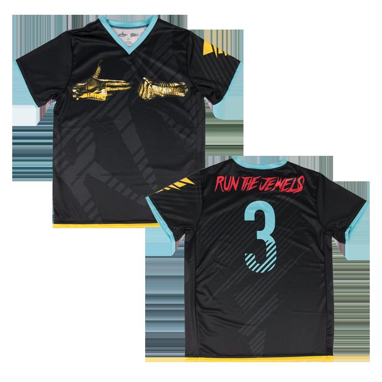 Buy Online Run The Jewels - Soccer Jersey