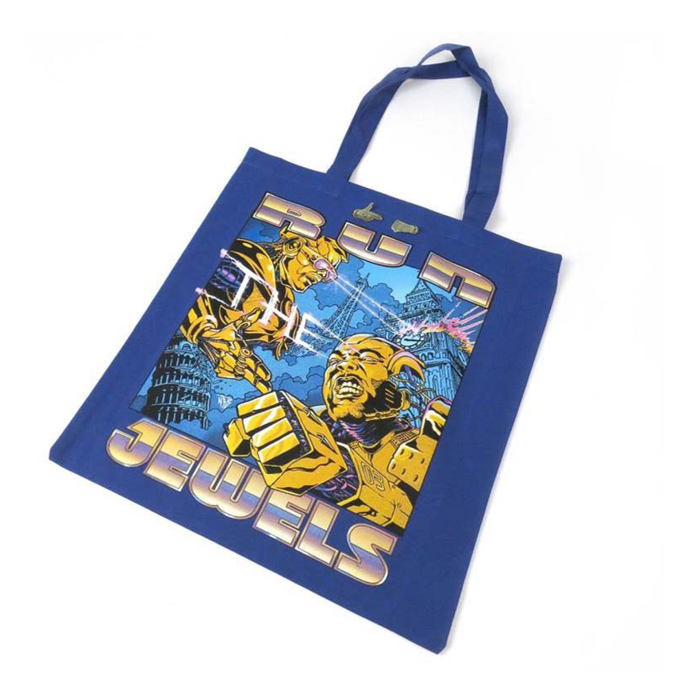 Buy Online Run The Jewels - RTJ Record Store Day Tote Bag