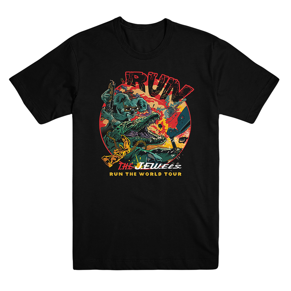 Buy Online Run The Jewels - Phase 4 T-Shirt