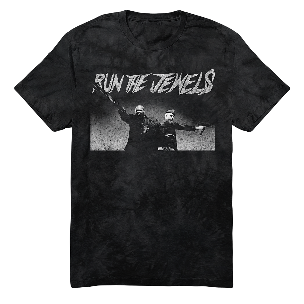 Buy Online Run The Jewels - Vintage Back To Back T-Shirt