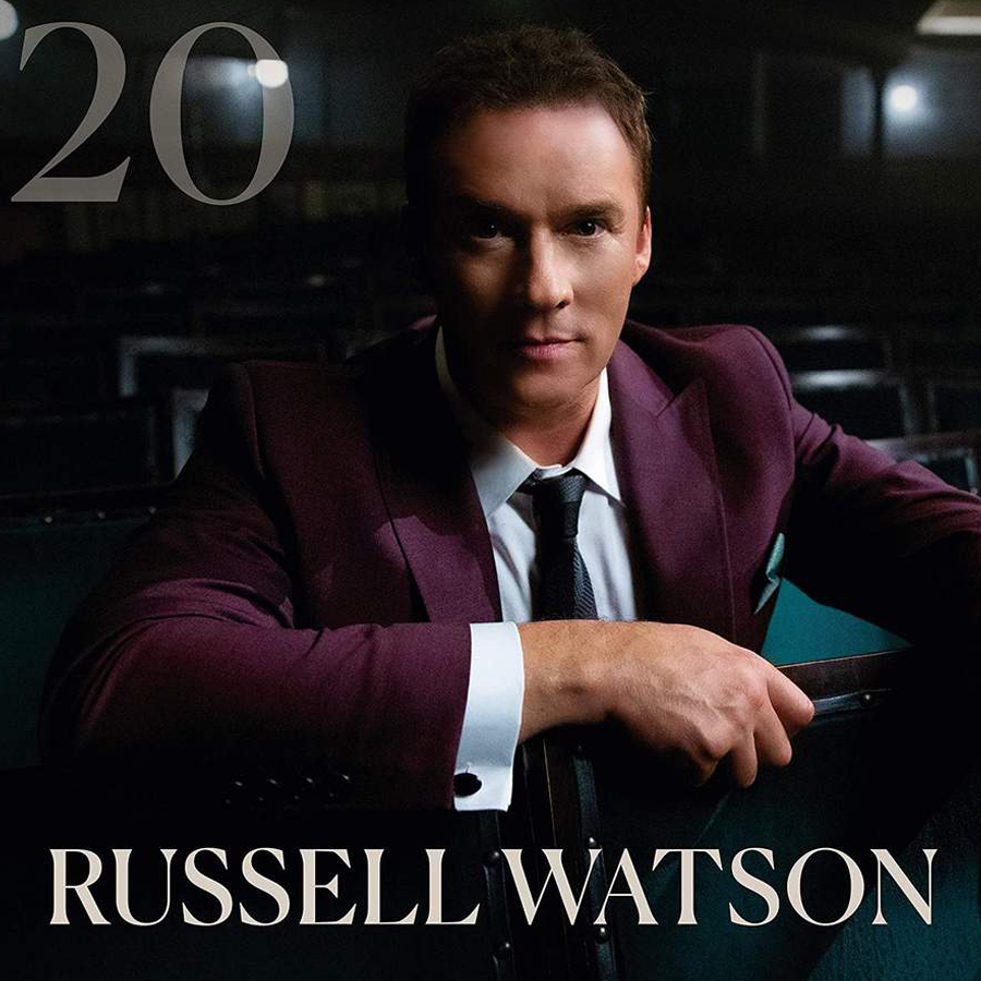 Buy Online Russell Watson - 20 Digital Album