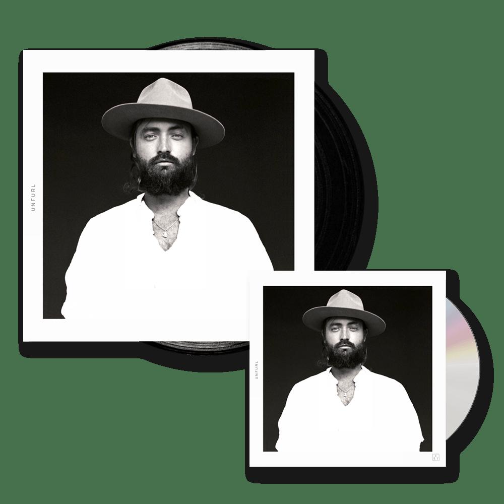 Buy Online Ry X - Unfurl CD + Vinyl