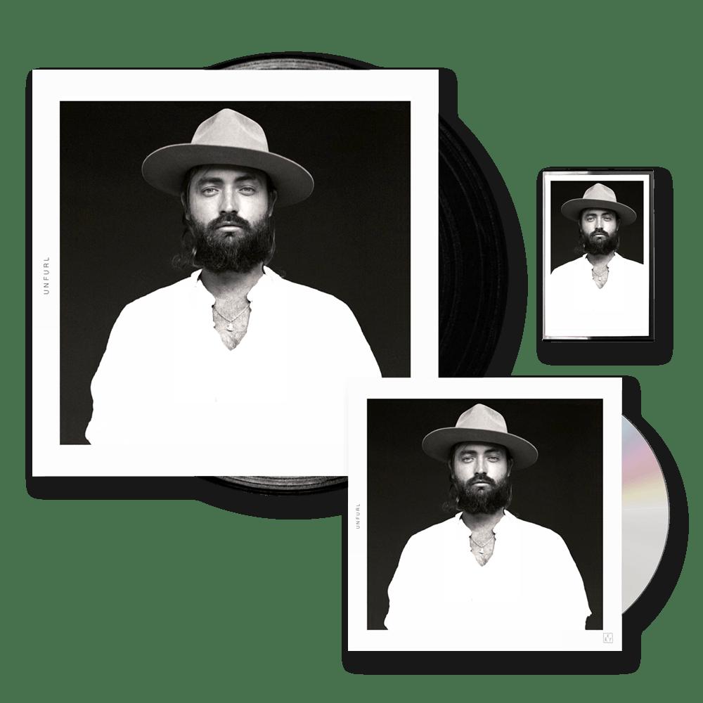 Buy Online Ry X - Unfurl CD + Vinyl + Cassette