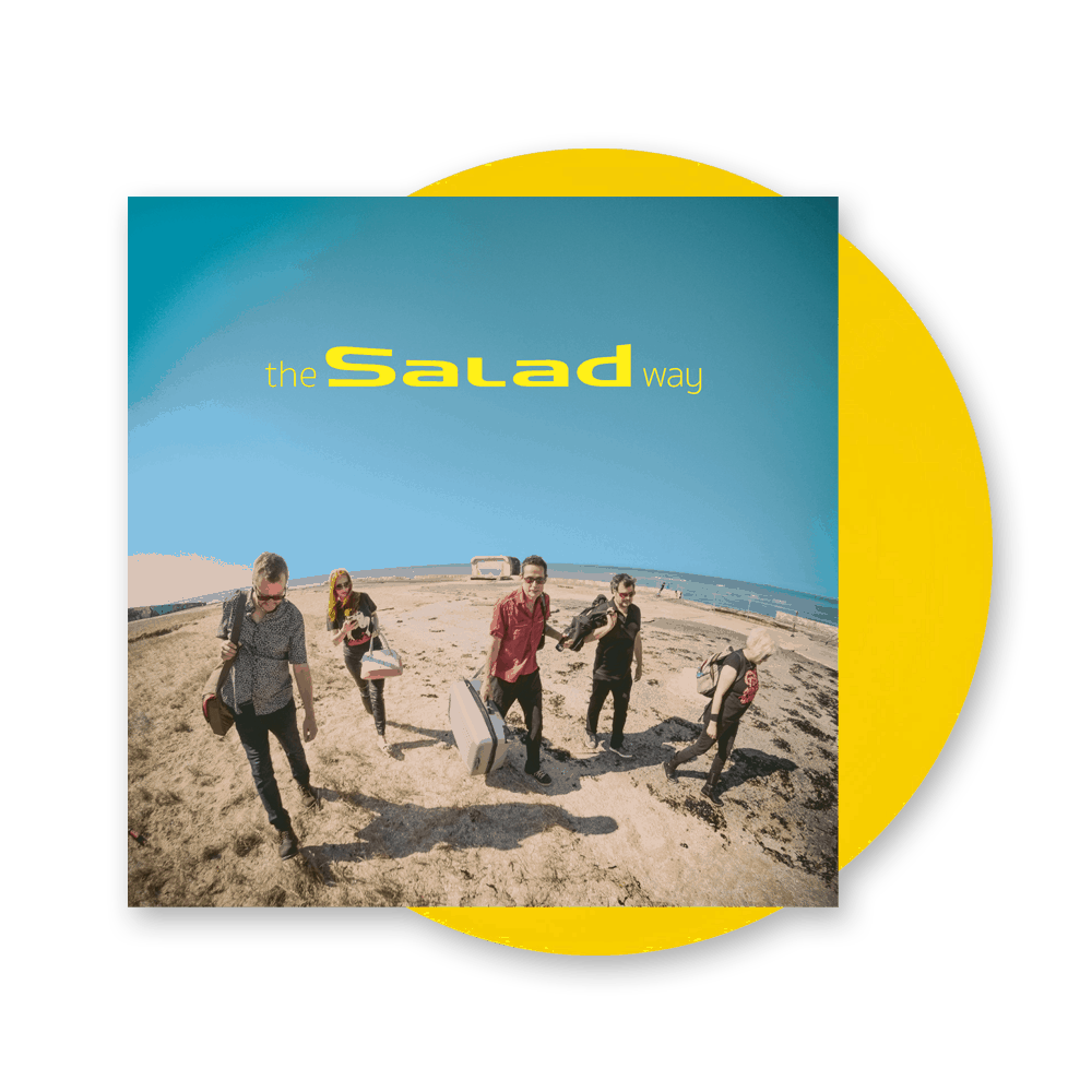 Buy Online Salad - The Salad Way Yellow (Signed)