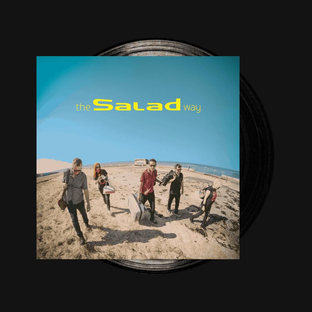 Buy Online Salad - The Salad Way Black (Signed)