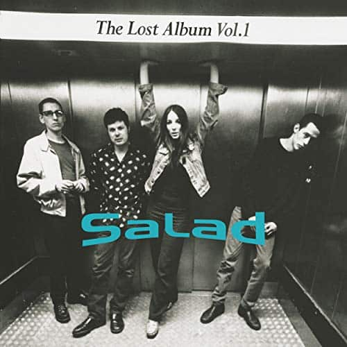 Buy Online Salad - The Lost Album Vol.1 CD Album