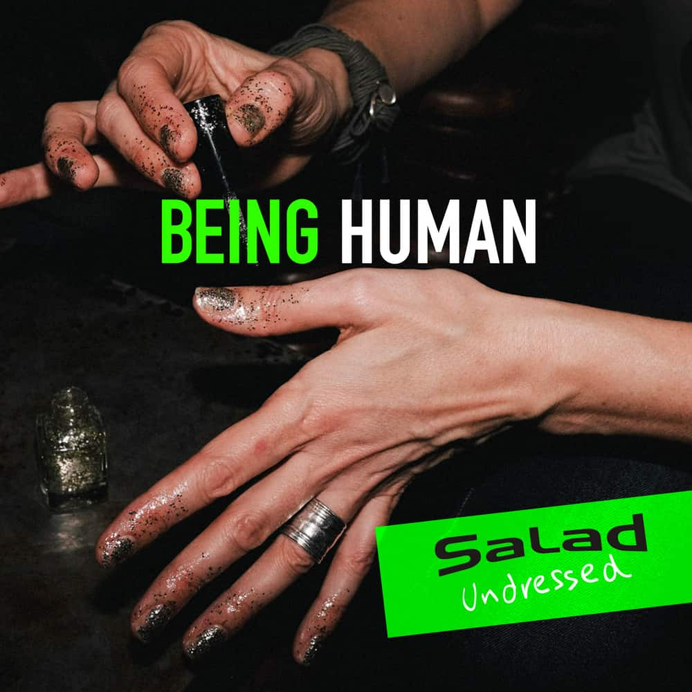 Buy Online Salad Undressed - Being Human (Promo Single) CD