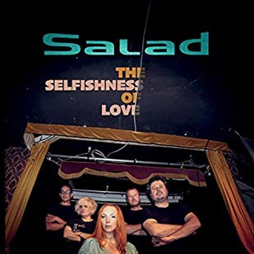 Buy Online Salad - The Selfishness Of Love CD Single