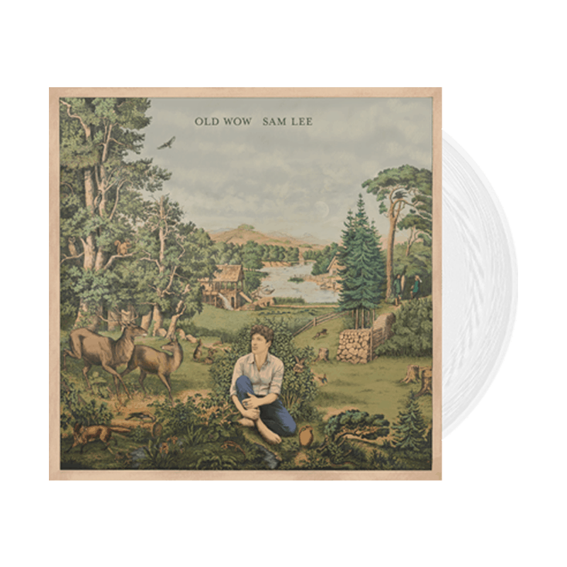 Buy Online Sam Lee - Old Wow Clear Vinyl (Limited to 300 copies only)