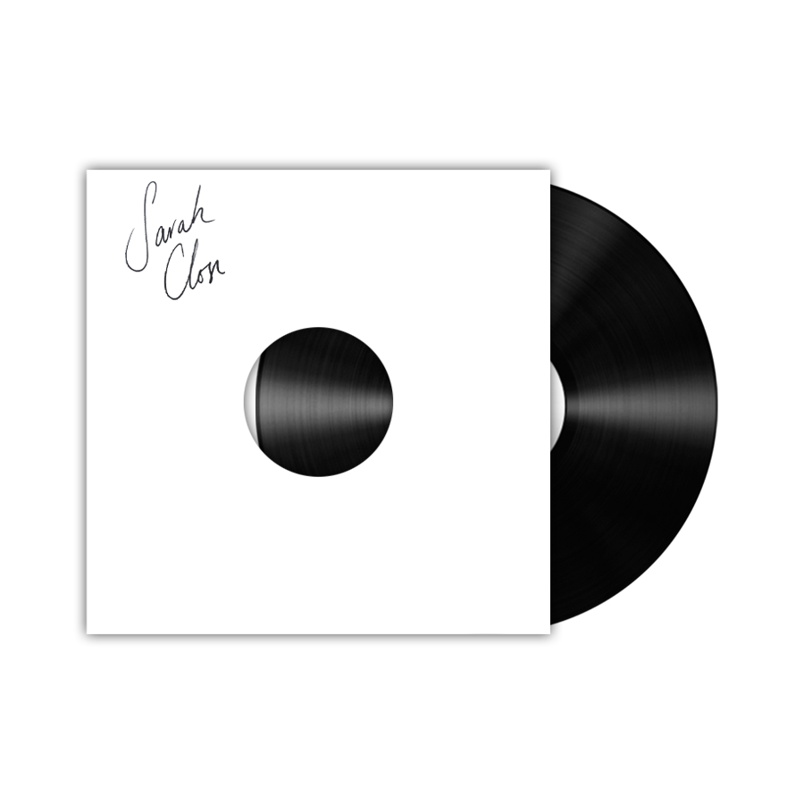 Buy Online Sarah Close - AND NOW, WE'RE SHINING Signed, Numbered Test Pressing