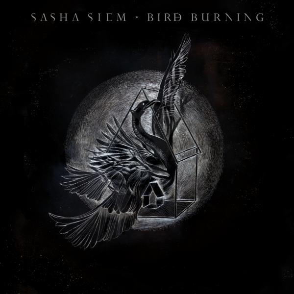 Buy Online Sasha Siem - Bird Burning LP (Signed)
