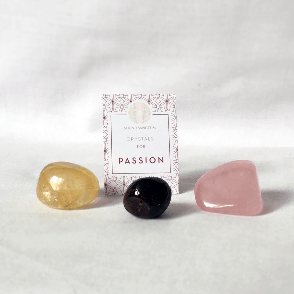 Buy Online Sasha Siem - Sound Sanctum Crystals For Passion