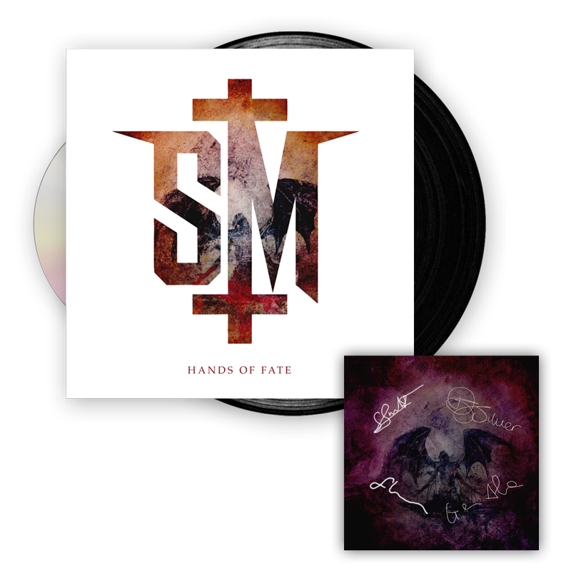 Buy Online Savage Messiah - Hands Of Fate Vinyl (w/ CD Insert) + Signed Art Card