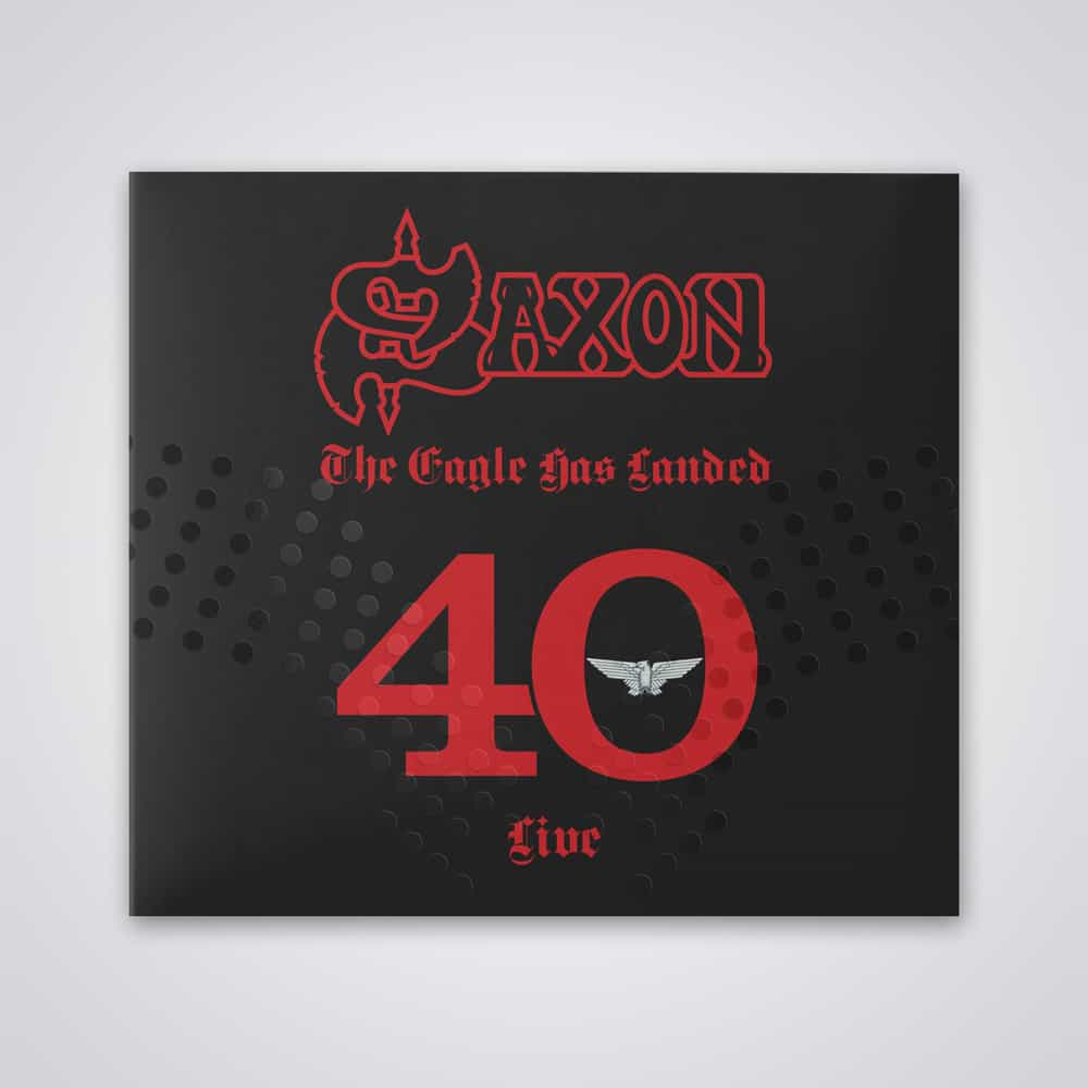 Buy Online Saxon - The Eagle Has Landed 40