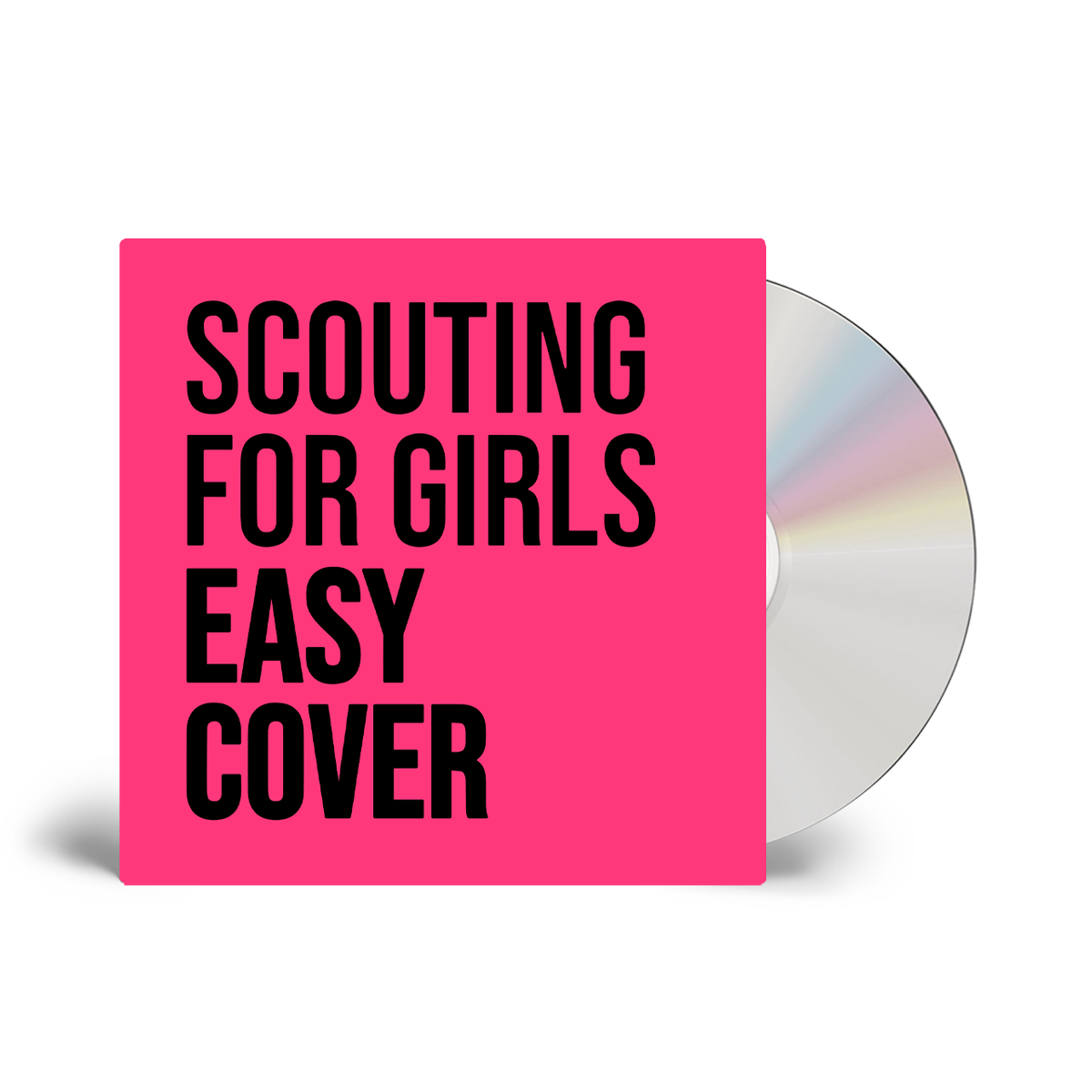 Buy Online Scouting For Girls - Easy Cover CD (Signed)