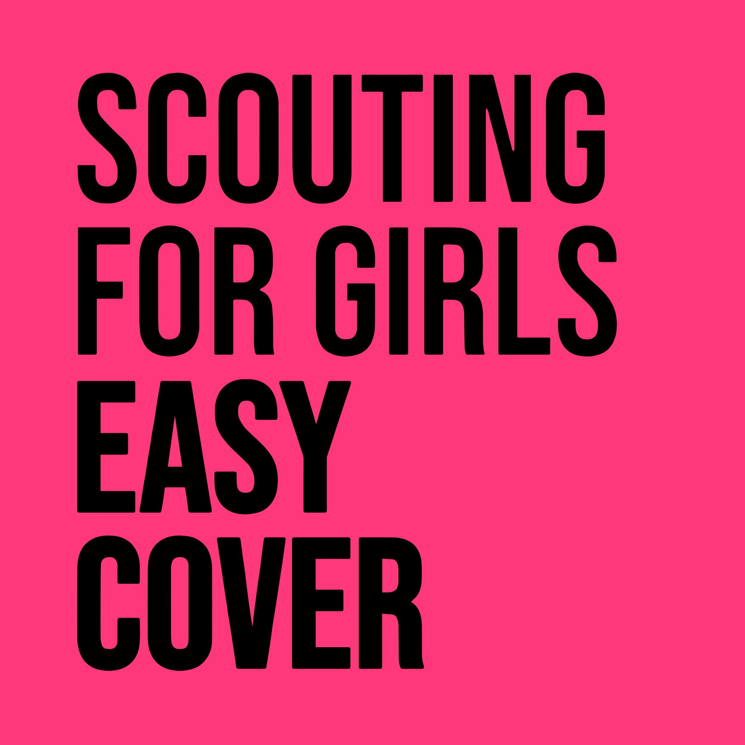 Buy Online Scouting For Girls - SFG Easy Cover Club! Pass
