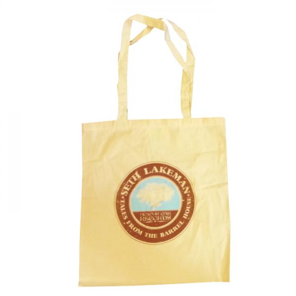 Buy Online Seth Lakeman - Natural Tales From The Barrel House Tote Bag