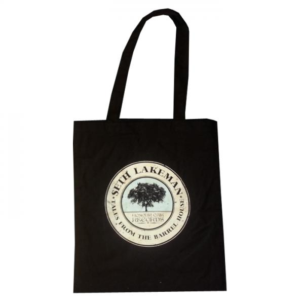 Buy Online Seth Lakeman - Black Tales From The Barrel House Tote Bag