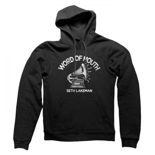 Buy Online Seth Lakeman - Word Of Mouth Hoody