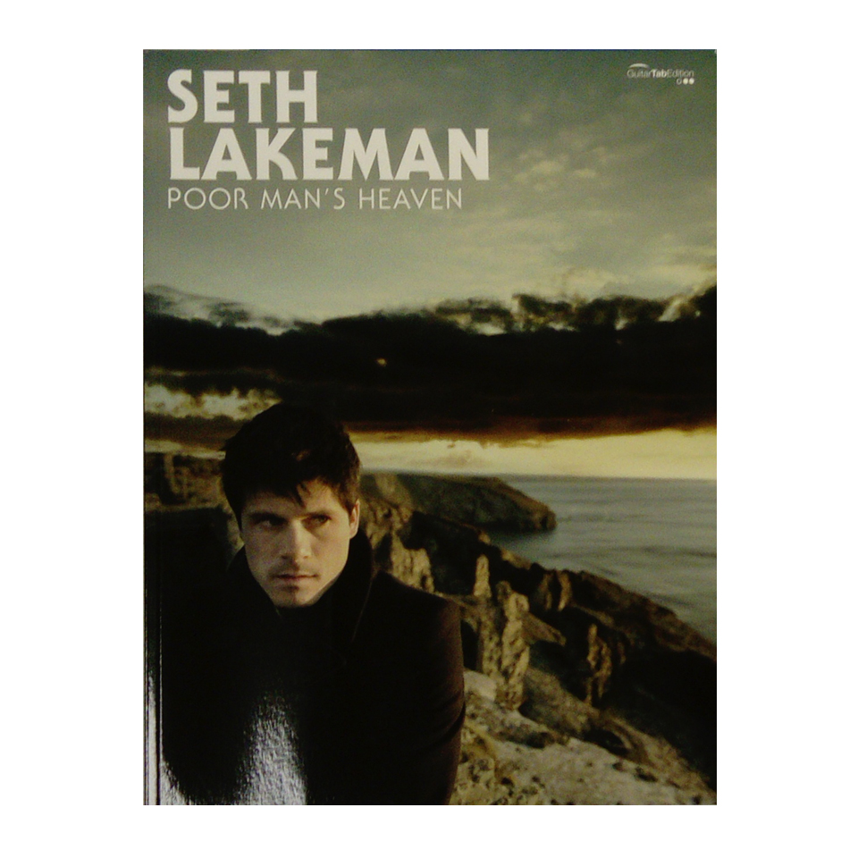 Buy Online Seth Lakeman - Poor Man's Heaven Guitar Tab Book