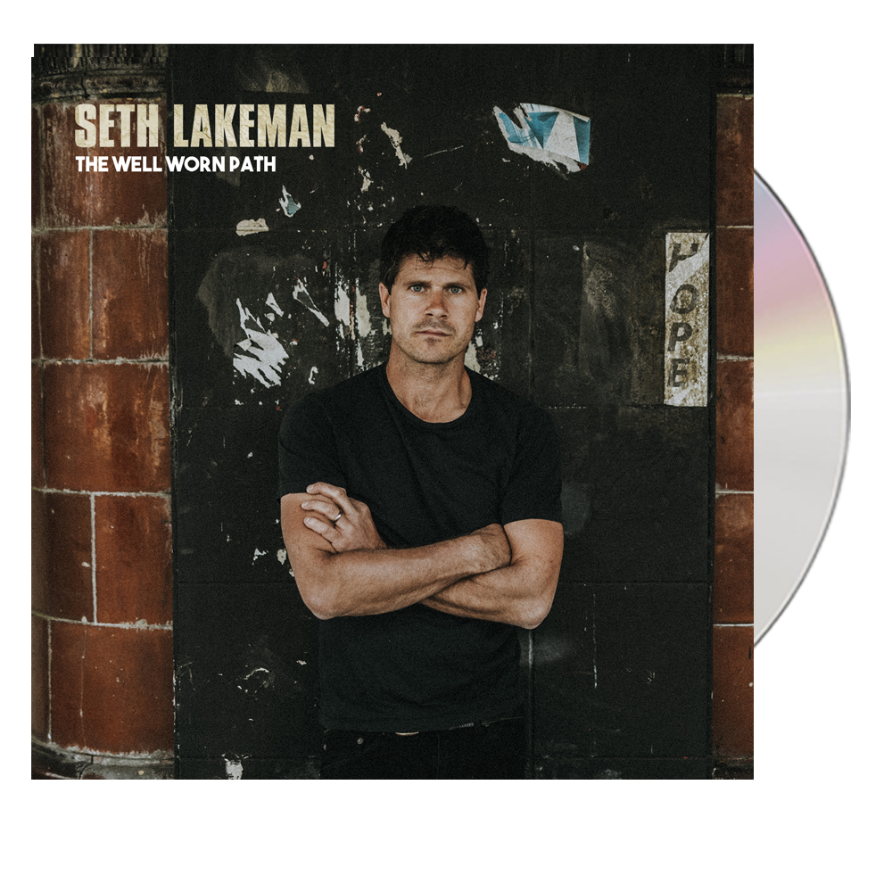 Buy Online Seth Lakeman - The Well Worn Path Signed CD