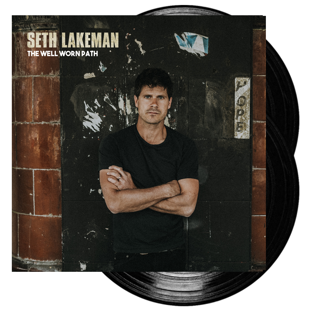 Buy Online Seth Lakeman - The Well Worn Path Double Vinyl