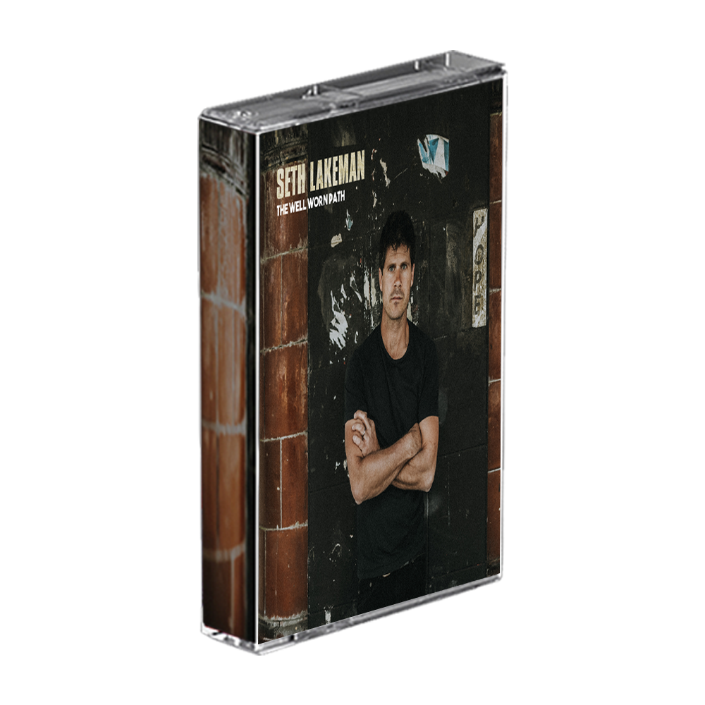 Buy Online Seth Lakeman - The Well Worn Path Cassette